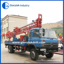 Plataforma de perforación montada sobre camión Gliii