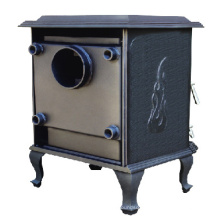 Boiling Stove with Water Tank (FIPA035B) , Cast Iron Stove