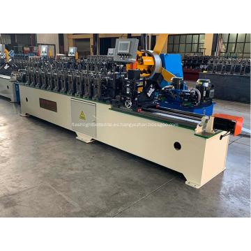 Máquina perfiladora de rodillos de alta velocidad de 0-80 m / min