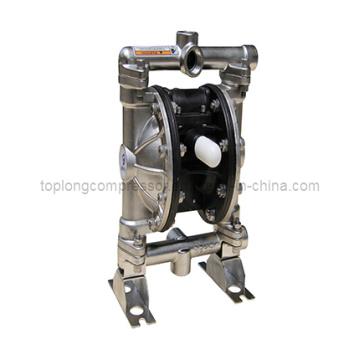 Air Operation Pump Air Driven Metal Stainless Steel Pneumatic Diaphragm Pump Metal Diaphragm Pump (Jmk-15)
