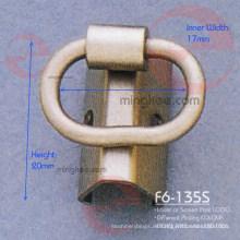 Seiten- und Kantenbindungsclip für Taschenzubehör (F6-135S)
