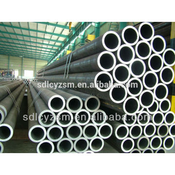 DIN1629 St52 Steel Pipe used for brackets and others
