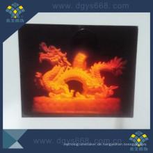3D-Hologramm Anti-Fälschung Etikettendruck