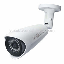 Caméra AHD Caméra HD analogique Caméra vidéo CCTV 720P 960H Balle imperméable à l'eau