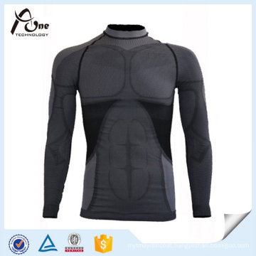 Functional Men Underclothing Tops Seamless Sports Wear
