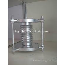 gewellte geflanschte flexible Metallverbindungen