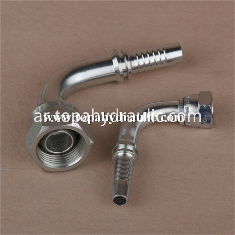 22191 Galvanized Forged Screw Hydraulic Fittings