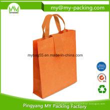 Umweltfreundliche pp. Nicht gesponnene bequeme faltbare Tasche für den Einkauf