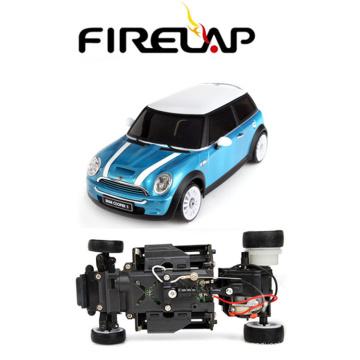 Carro elétrico de alta velocidade de controle remoto do carro 2.4G de 4WD RC
