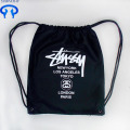 Custom shopping bag with double shoulder bag