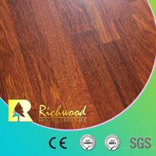 Piso de madera laminado de madera del arce del vinilo de la nuez de 8.3mm E1 AC3