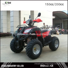 Automatic 4 Wheel Quad Bike 150cc/200cc China Factory