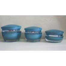 Mushroom Shape Cream Jar J035I
