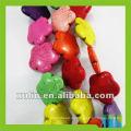 2012 persische Türkis Blume Perlen Großhandel LTQ09