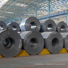 Bobine d'acier laminée à chaud A36 (Q235, SS400, S45C ASTM1020)