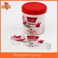 New style!custom wholesale pvc shrink wrap labels for hair creambath