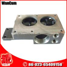 Suporte por atacado 3010916 do alojamento do termostato K19 das peças de motor CUMMINS