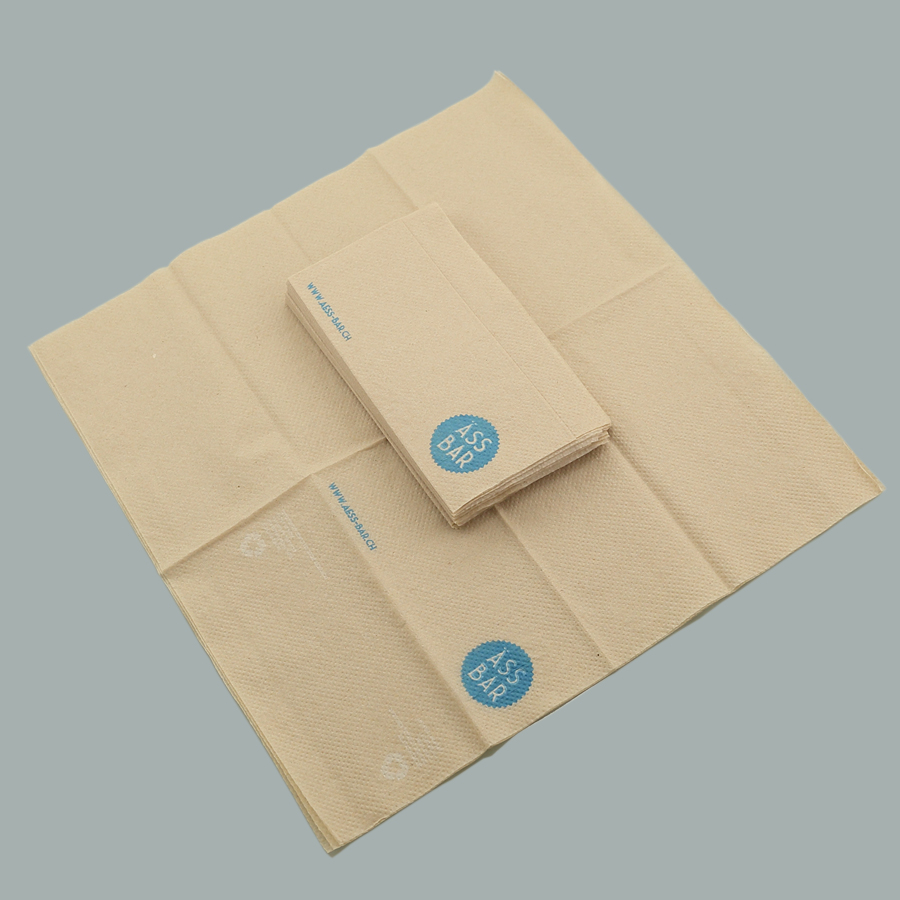 Brown Kraft Napkin Paper