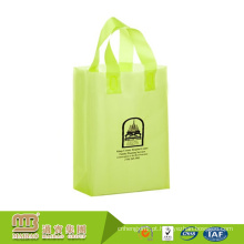 Saco de empacotamento plástico do legume fresco feito sob encomenda resistente do logotipo para lojas