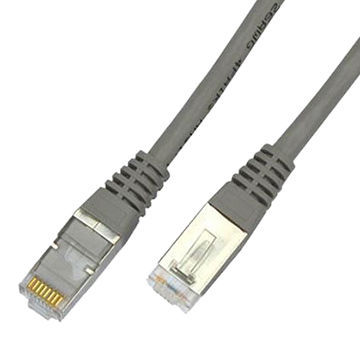 High Quality FTP CAT6A Patchcord 1m