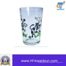 Decalque Impressão Copo Vidro Copo Copo Copo Água Kb-Hn0736
