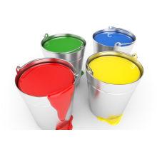 Micronized Iron Oxide Yellow 4110ym para pintura y revestimiento, plástico