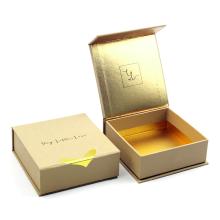 Caja de regalo magnética de encargo de lujo del cierre al por mayor