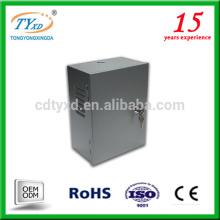 boîte de panneau de distribution électrique extérieure / intérieure