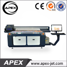 Impresora plana UV LED de gran formato de formato grande 160x100 de Apex