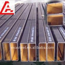 Alta calidad y bajo precio de fibra de carbono tubo cuadrado