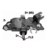 IB252, F00M145243, F00M145252, F00M145270, 232193, 5761A8, 9949367, 5761A8, regulator napięcia alternatora bosch