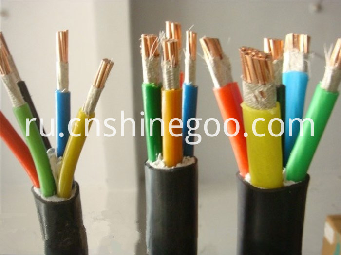 0.6/1kV PVC Insulated and sheated Power Cable