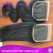 High Quality Virgin Human Hair 4*4 Lace Closure