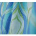 Printed Linen Cotton Blend Fabric Vietnam