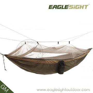 Hamaca de paracaídas con red mosquitera