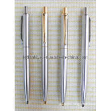 Silver Lacquer Business Gift Pen (LT-C037)