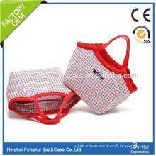Factory Wholesale Eco-friendly recycle aluminium foil cooler bag