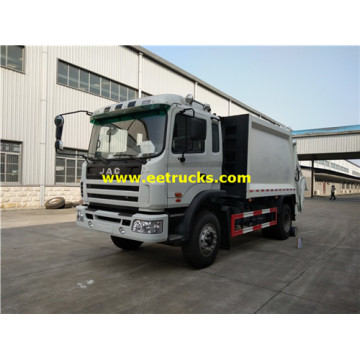 Camions JAC 12 CBM Rubbish Collection