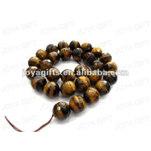 20MM ball shape tigereye stone beads