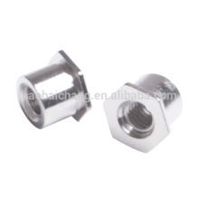 Alta precisión y tuercas hexagonales 1/2 estándar no estándar