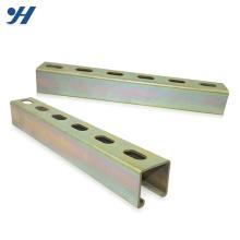 Matériaux de construction Acier de construction Chine Fournisseur C tailles en acier