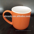 big soup mug with different color
