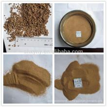 Nuez Shell / nueces en precio de cáscara / abrasivos de cáscara de nuez