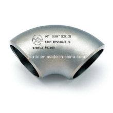 Cotovelos de aço inoxidável para indústria de petróleo e gás
