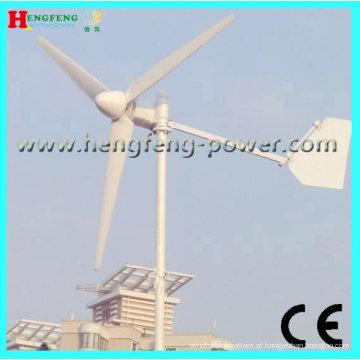 Turbina de vento de eixo horizontal de 200W (manutenção)