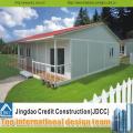 Jdcc-Luz de acero casa prefabricada