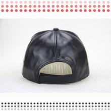6 Panel Black Großhandel Baseball Caps zum Verkauf