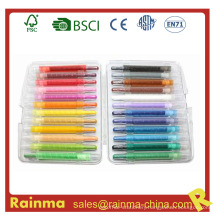 Twistable Crayon for Back to School Stationery