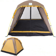 Acampar al aire libre 3-4 personas Arriba tienda de campaña grande única de senderismo grande