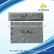 high quality lens cleaning cloth with single foil package
